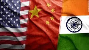 امریکا، چین، هند