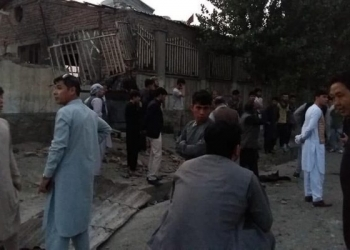 کابل انفجار