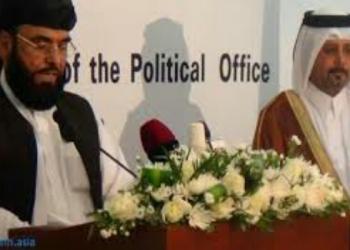 د طالبانو سیاسي دفتر - سهیل شاهین
