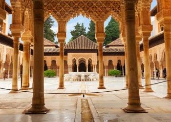 دا دحمرا تاریخی قصر دی